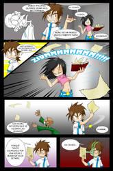 Diario Magico Comic pag 9 by JagoDibuja