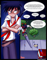 Diario Magico comic capitulo 7 pagina 15 by JagoDibuja