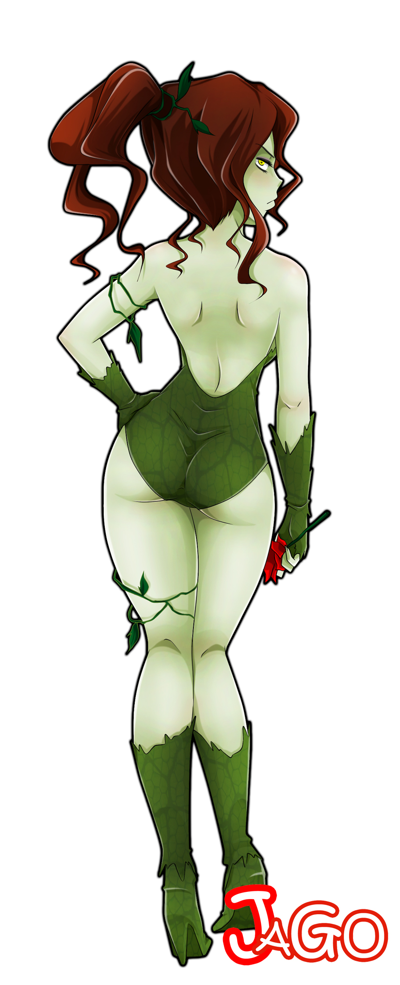 ¡Club Ecchi! Only Perverts - Página 2 Poison_ivy_by_jagodibuja-d6k6tzw