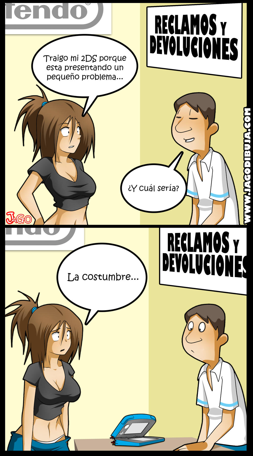 Gamer Girlfriend Comic The gallery for -->...