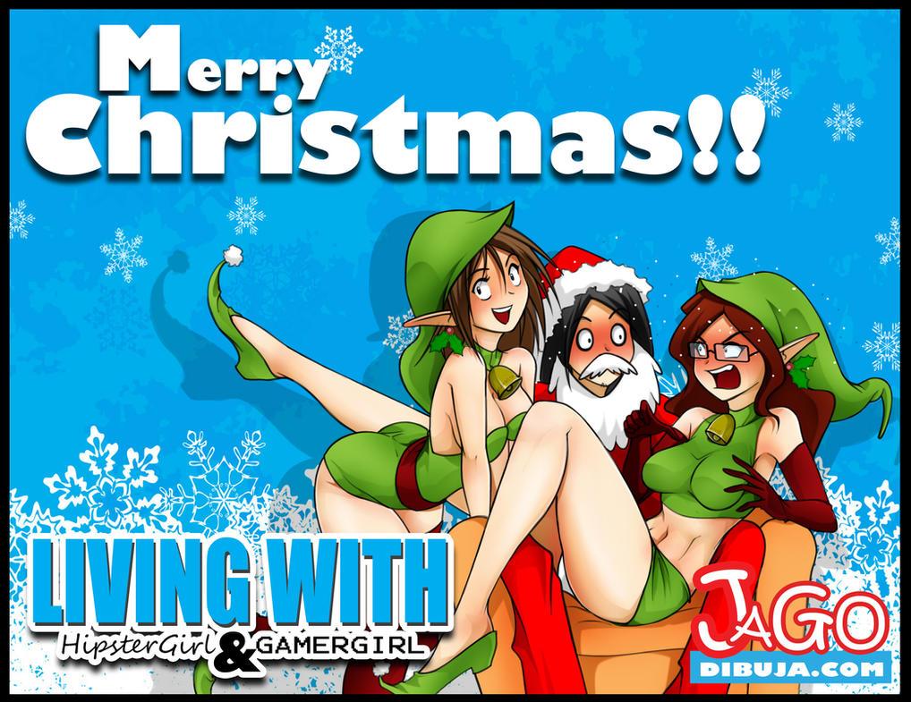 Merry Christmas by JagoDibuja