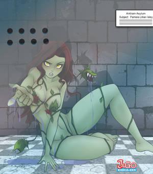 Asylum Poison Ivy