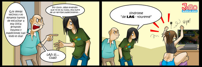 Living With Hipstergirl And Gamergirl-151 by JagoDibuja