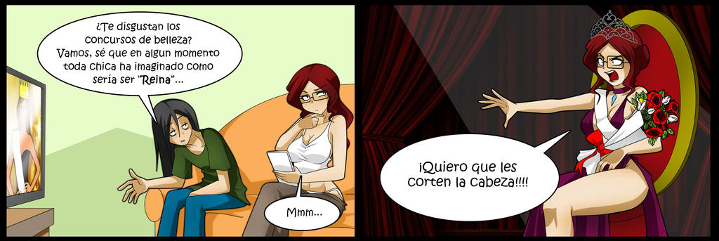 Living With Hipstergirl And Gamergirl-154 by JagoDibuja