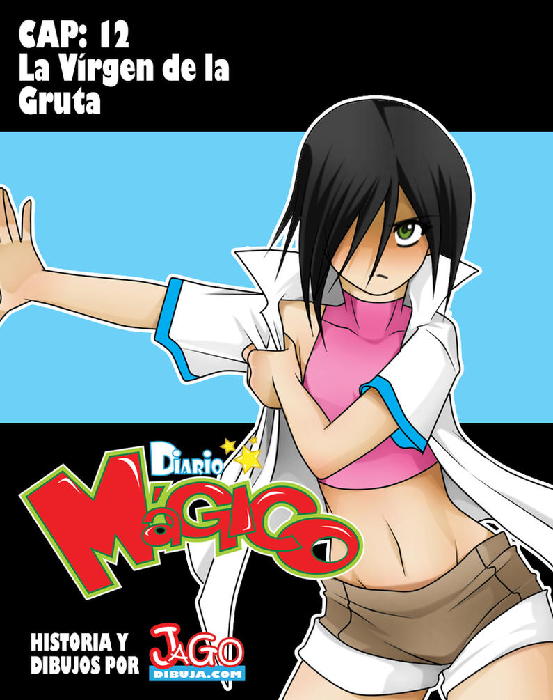 Diario Magico comic capitulo 12 pagina 2 by JagoDibuja