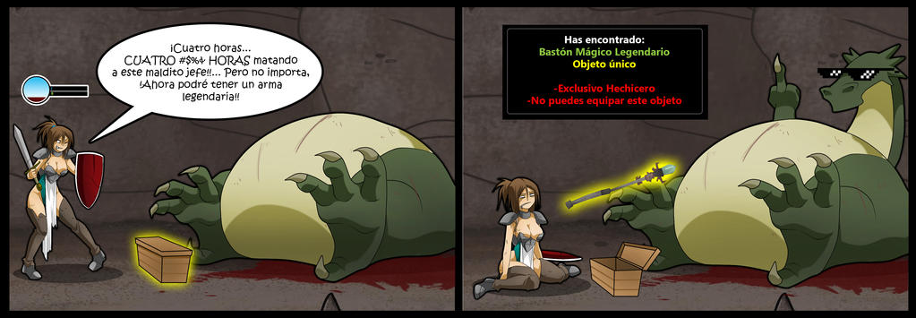 Living With Hipstergirl And Gamergirl-180 by JagoDibuja
