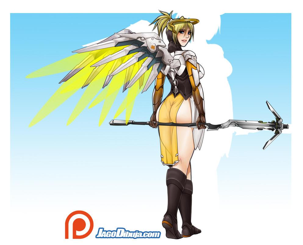 Mercy by JagoDibuja