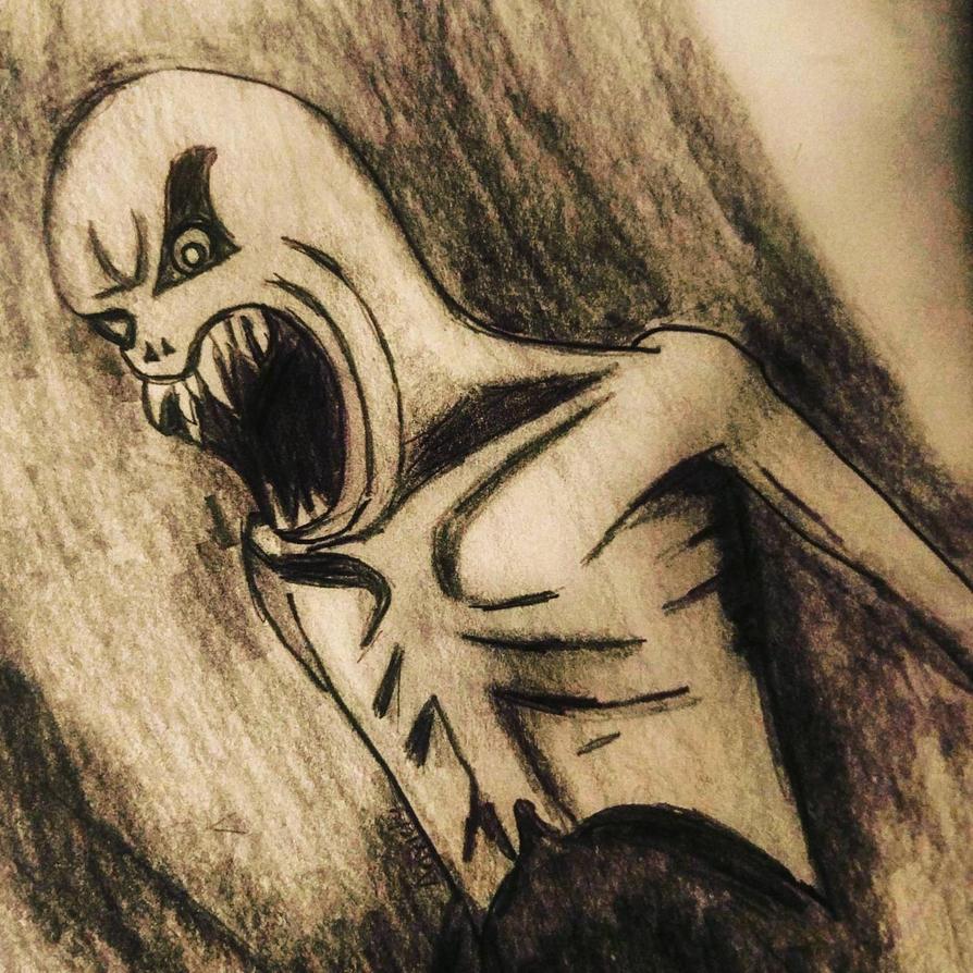 anxiety by flesheatingbug