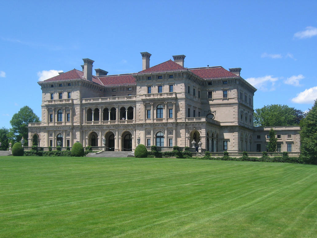 Biggest Mansion In Rhode Island