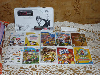 Nintendo Wii - My Collection 2 by petersvp