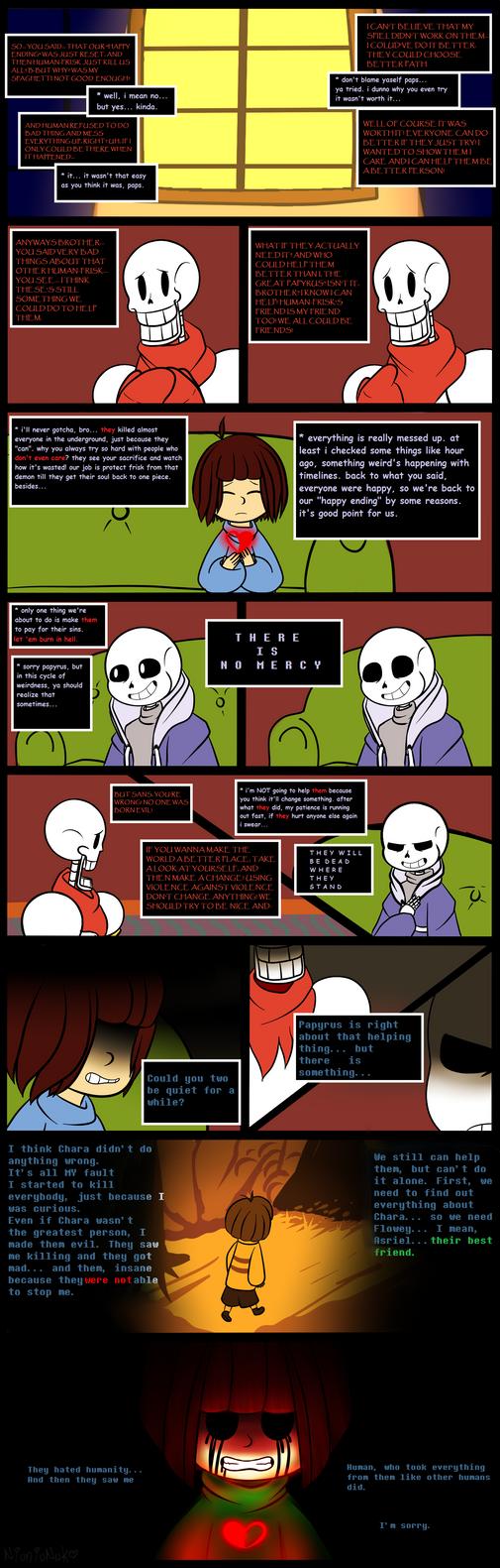 REFUSETale [Ch1-U] Page 5 by NatsuneNuko