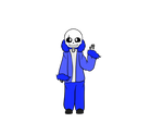 Commission #7: Skeletale Sans
