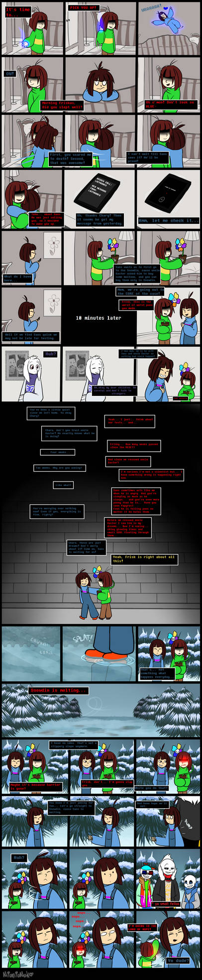 REFUSETale [Ch1-U] Page 19