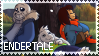 Endertale Stamp by NatsuneNuko