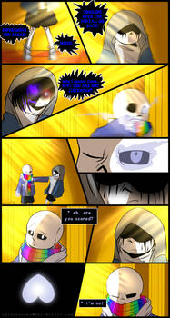 REFUSETale Comic by NatsuneNuko on DeviantArt
