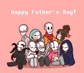 Happy Father's Day! by NatsuneNuko