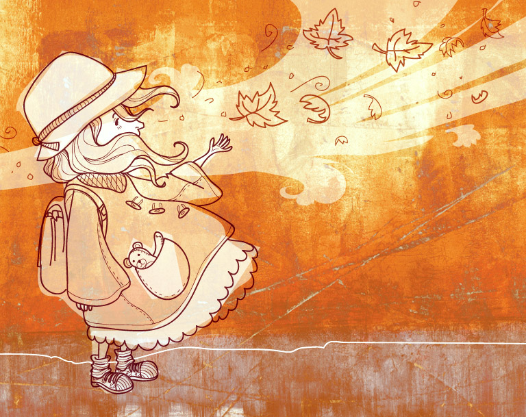 sad::autumn by yosei666