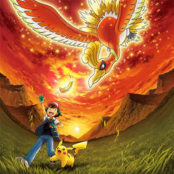 Pokemon Movie 20th: Ash and Ho-Oh