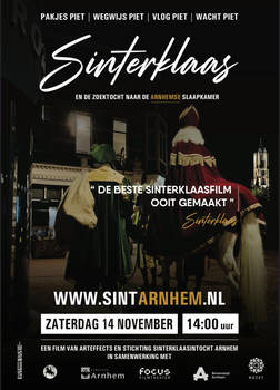 Sinterklaas: The Search for the Bedroom of Arnhem