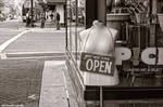 Yes We Are Open by SCPhotoArtRedux