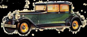 Stock: 1930 Packard Custom Eight