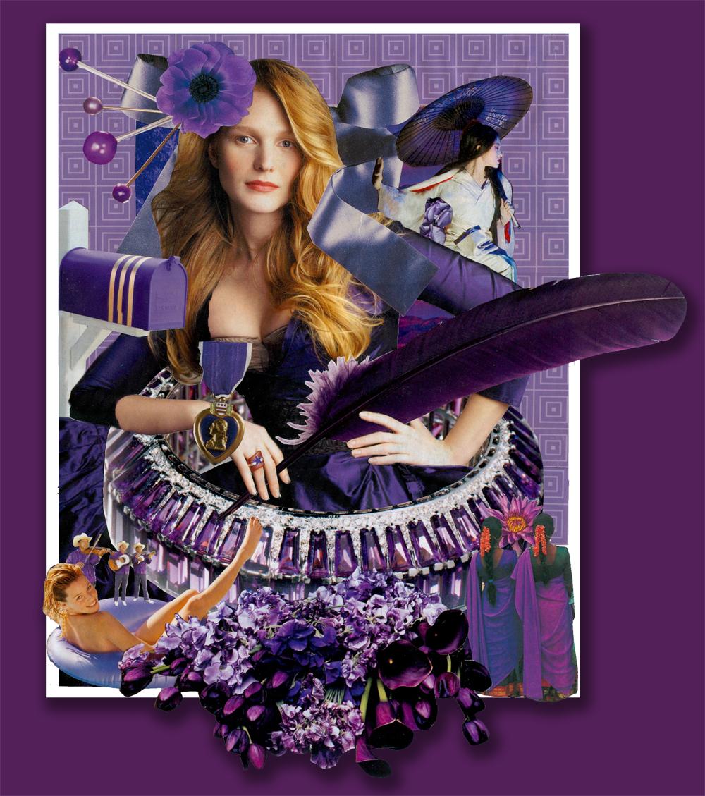 Purple by CraziCreek