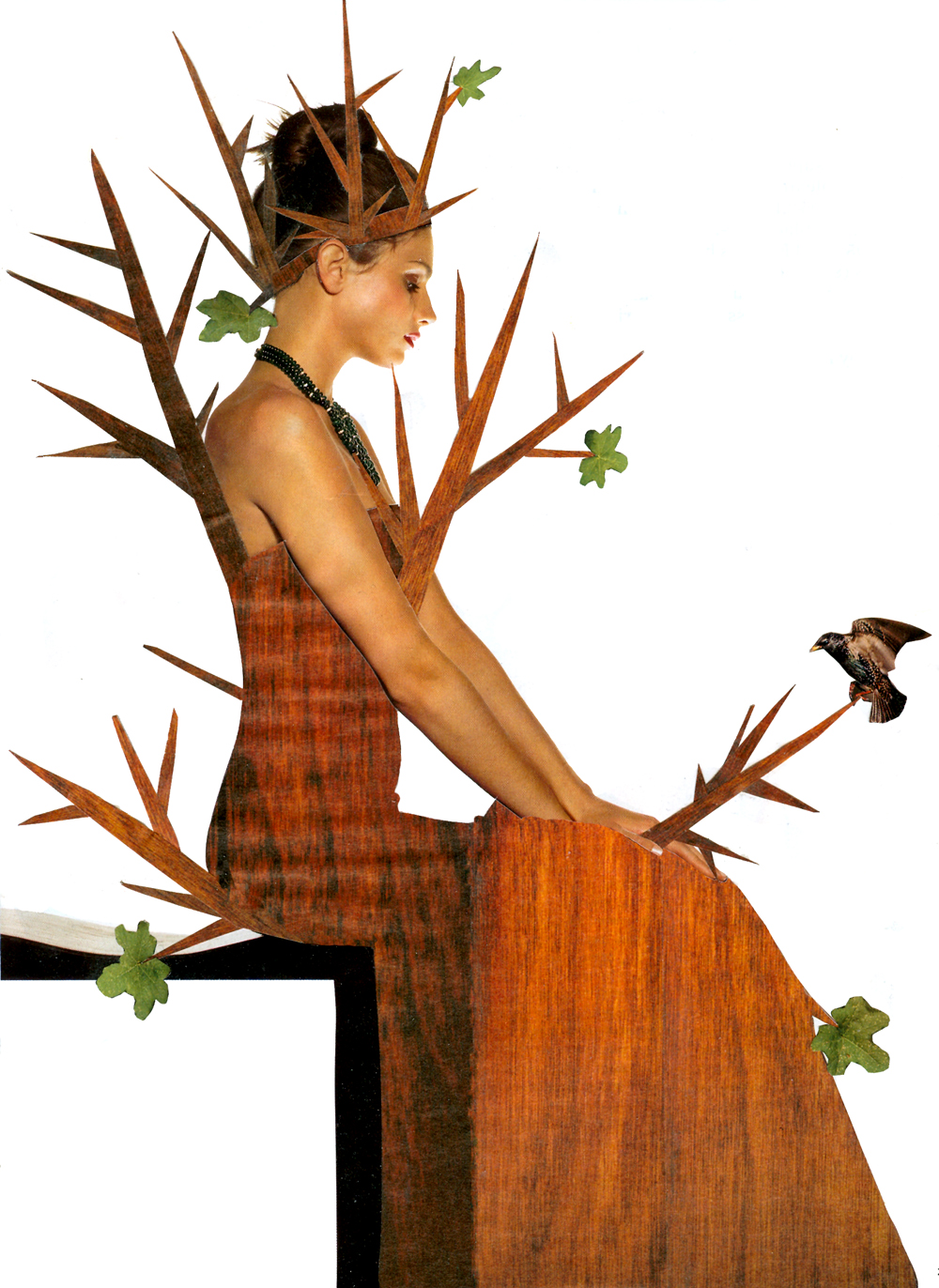 Woodland Princess by CraziCreek