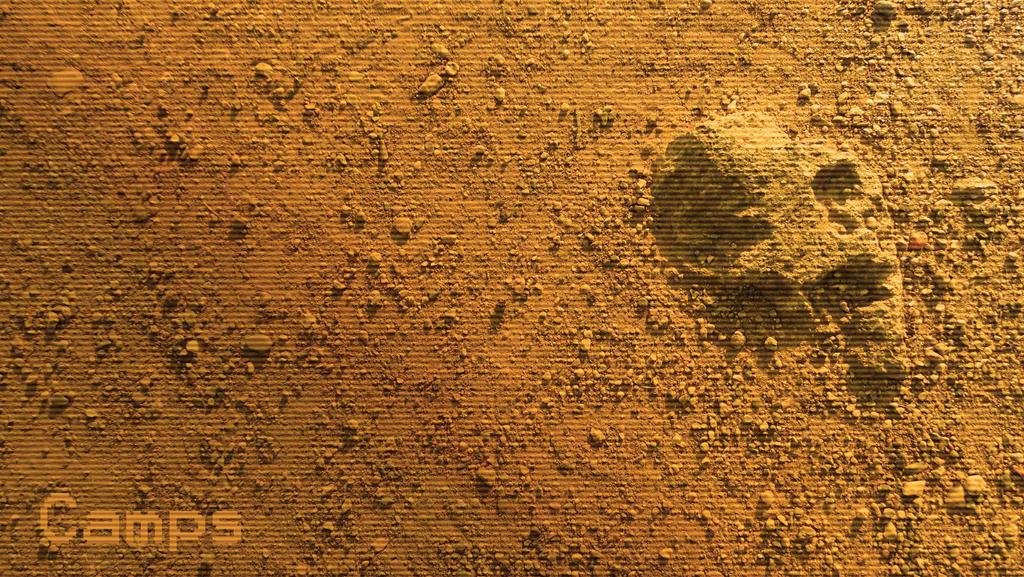 Vie Sur Mars by Camps-dessin