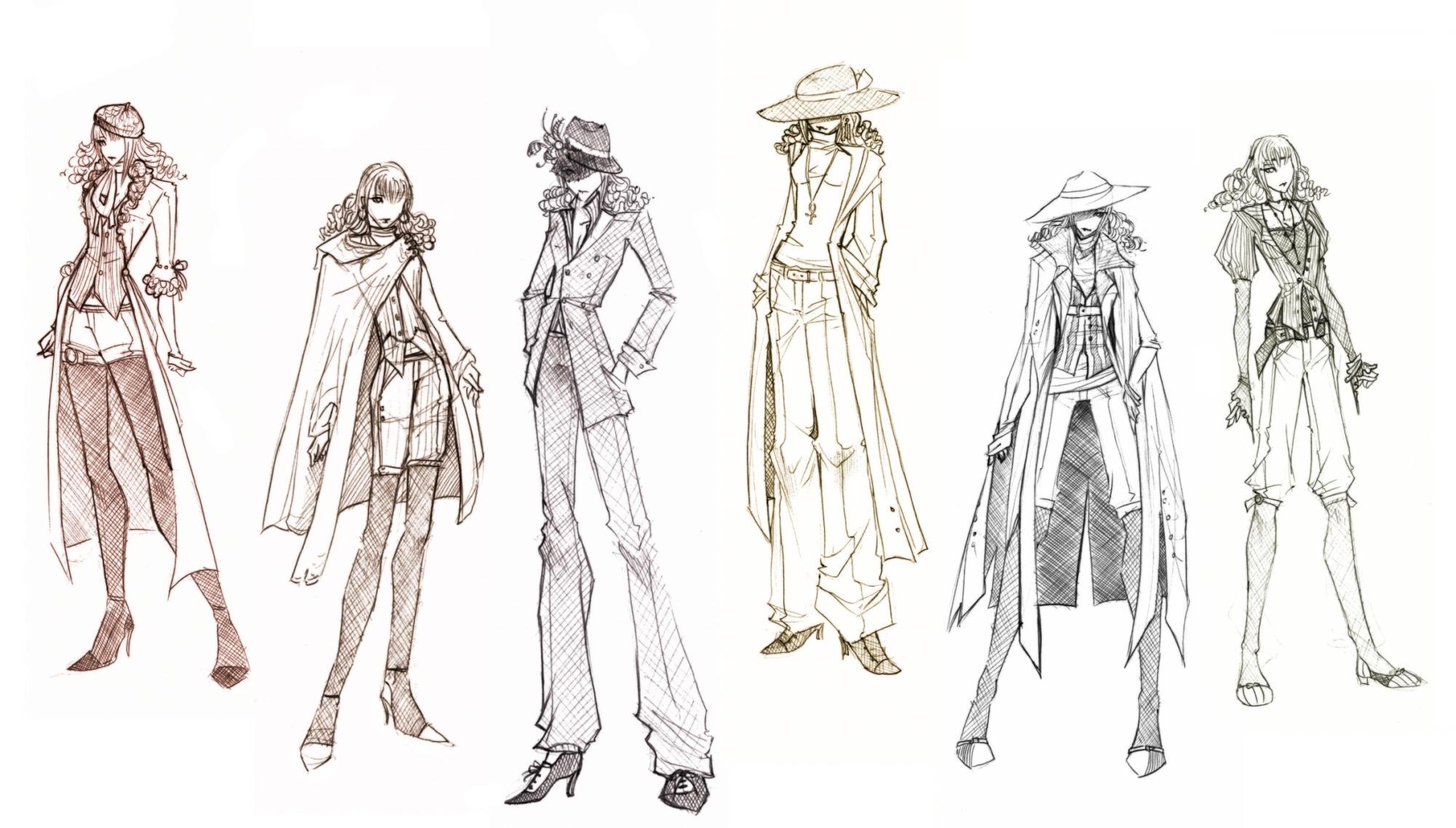 Sketches of Moretz clothing by Jethyn on DeviantArt