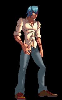 Pixel Art Char by kanogtkano