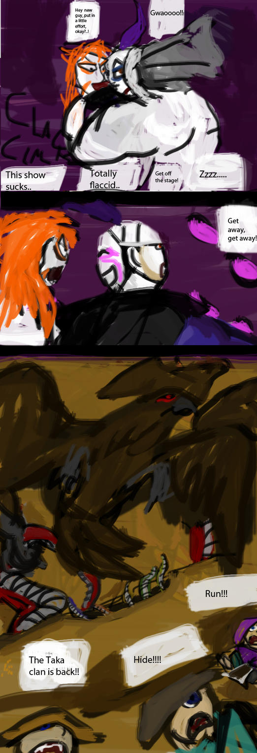 Ronin Girl Chapter 08 Page 85 by IsangsimaronBatis