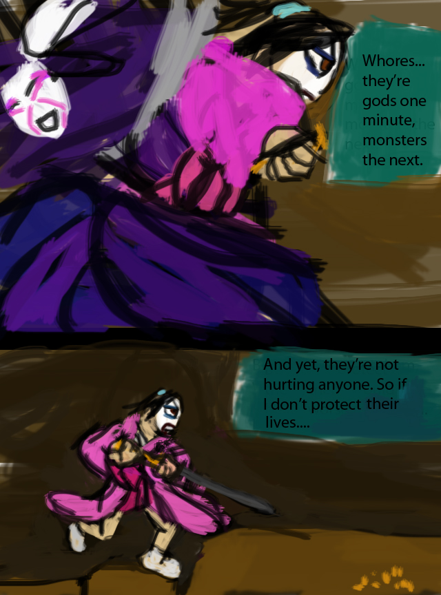 Ronin Girl Chapter 08 Page 89 by IsangsimaronBatis