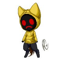Hoody (Hybrid Child doll) by xPoltergeistCatx