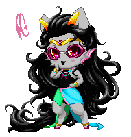 Feferi Peixes (Hybrid Child doll) by xPoltergeistCatx