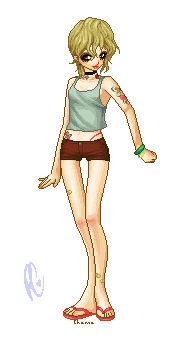 Pixel Doll Trish