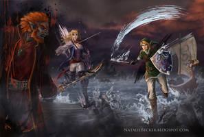 Bloodsports 7 - Legend of Zelda The Windwaker by NatalieFuinha