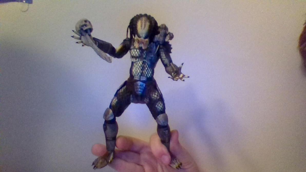 Predator figure by rbradstreet21