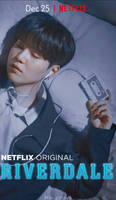 Min Yoongi netflix movie cover