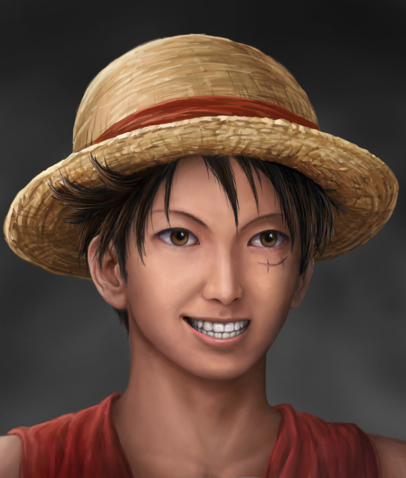 Luffy by dylancg