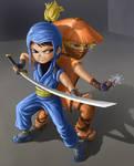 Ginza and Kensuke