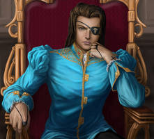 Prince Eliroh by dylancg