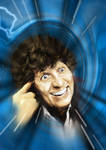 The 4th Doctor - Blue Vortex