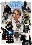Peter Davison - Monster art