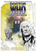 Doctor Who - Book Cover