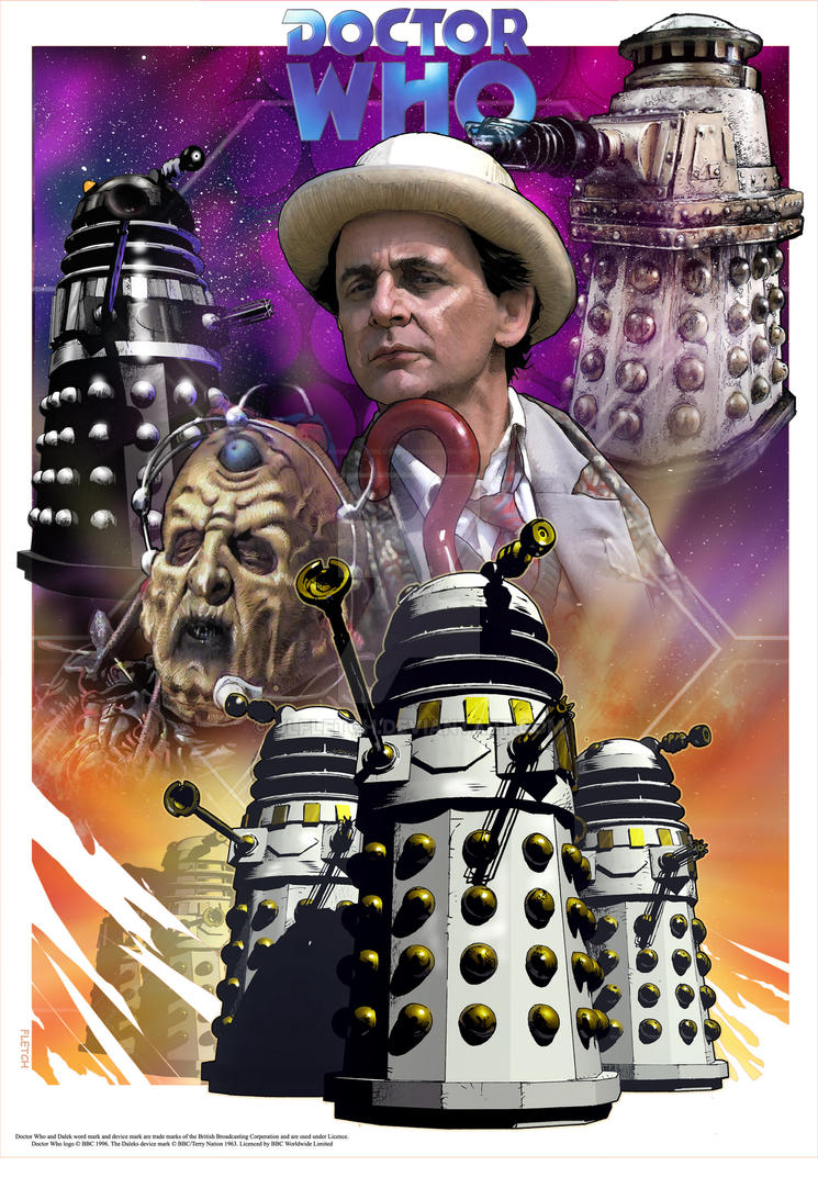 Remembrance of the Daleks by jlfletch