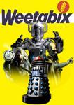 Weetabix Doctor Who tribute