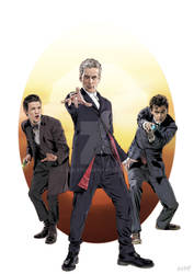 The Last Three Doctors A4