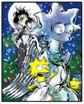 Simpson scissorhands