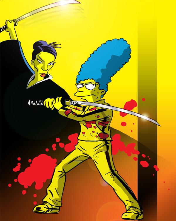 Kill Homer by jlfletch