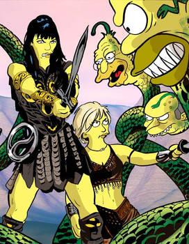 Xena and Hercules PT 2